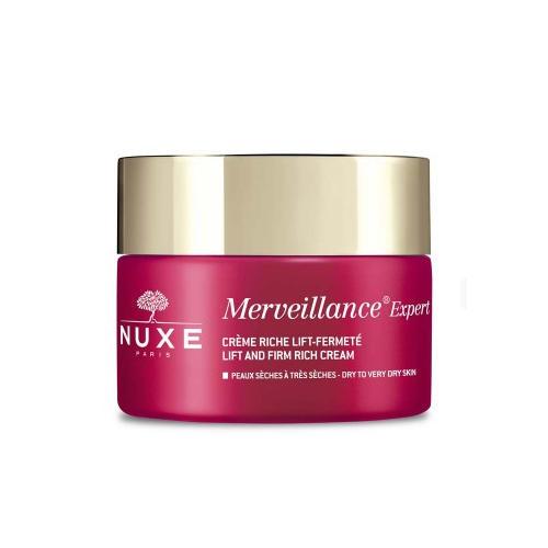 Nuxe Мервейанс Эксперт Обогащенный укрепляющий лифтинг крем 50 мл (Nuxe, Merveillance expert) крем nuxe nirvanesque enrichie