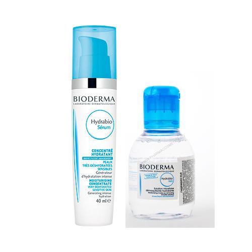 Набор Гидрабио Сыворотка 40 мл + Гидрабио вода 100 мл (Hydrabio) (Bioderma)