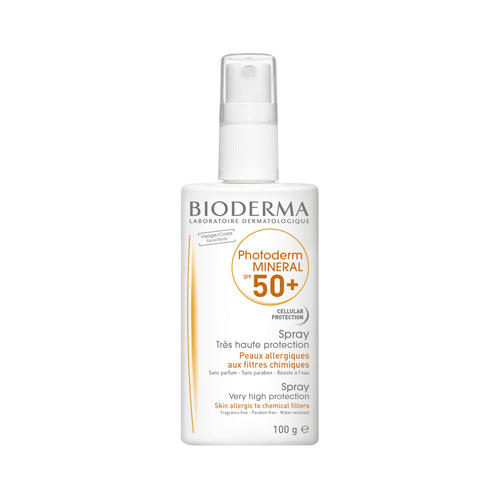 ����� � ����������� ������� �������� SPF 50+, 100 �� (Photoderm) (Bioderma)