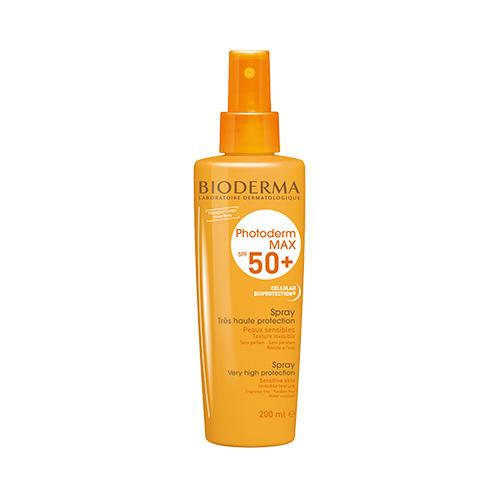 Bioderma Спрей Фотодерм Mах SPF 50+, 200 мл (Bioderma, Photoderm)