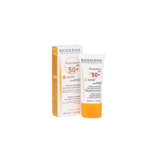 Крем SPF 50 Фотодерм AR с тональным эффектом, 30 мл (Bioderma, Photoderm) photoderm ar spf 50