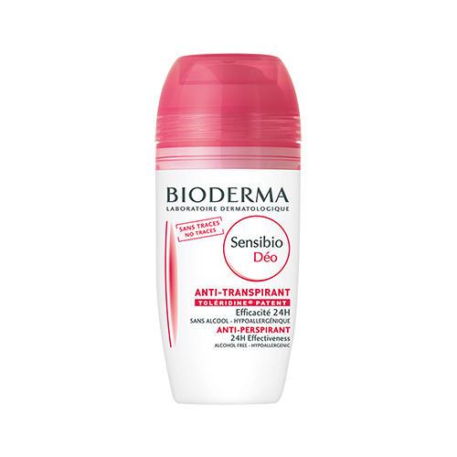 Сенсибио антиперсперант Део 50 мл (Bioderma, Sensibio) дезодорант антиперспирант спрей bioderma sensibio 50 мл для чувствительной кожи контроль 24 часа