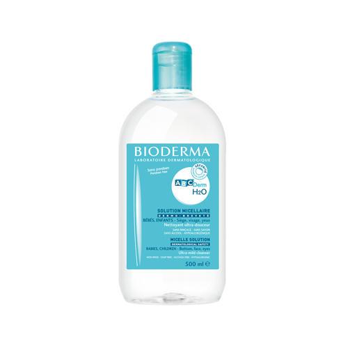 Купить со скидкой Bioderma АВСДерм Н2О мицеллярная вода 500 мл (Bioderma, ABC Derm)