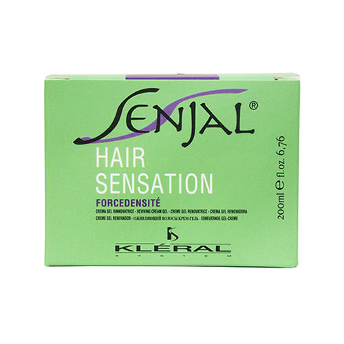 Kleral System Маска для волос Forcedensite, 200 мл (Kleral System, Senjal)