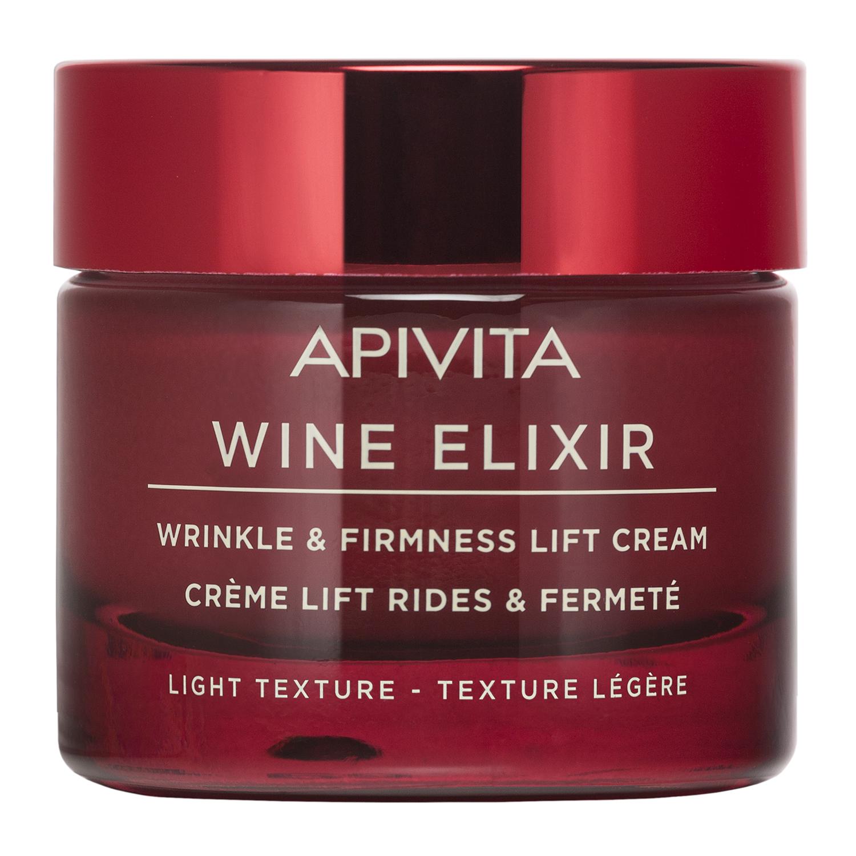 Купить Apivita Крем-лифтинг с легкой текстурой, 50 мл (Apivita, Wine Elixir), Греция
