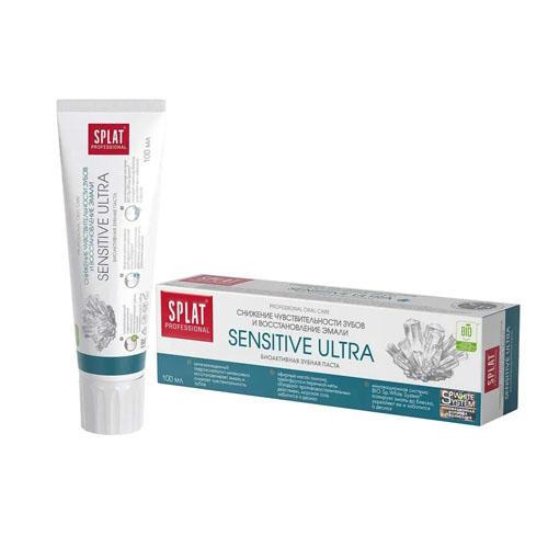 Зубная паста Сенситив ультра 100 мл (Splat, Professional) стоимость