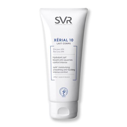 Ксериал 10 Молочко для тела 200 мл (SVR, Xerial) молочко косметическое мыловарня романовых mr mmy