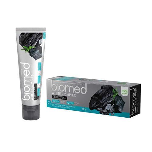 Зубная паста BioMed вайткомплекс 100 г (Splat, Biomed)