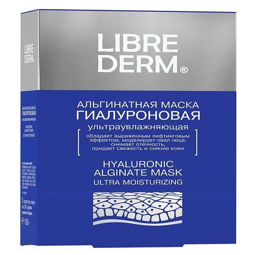Гиалуроновая ультраувлажняющая альгинатная маска № 5 по 30 г (Гиалуроновая коллекция) от Pharmacosmetica