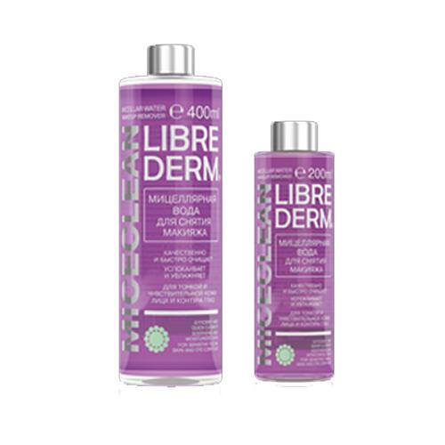 Librederm Мицеллярная вода для снятия макияжа Miceclean 200 мл (Miceclean)