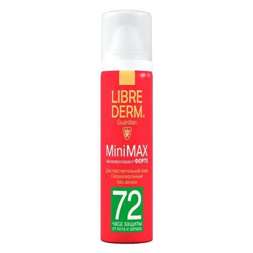 Librederm Антиперспирант Форте Minimax 72 часовой защиты 50 мл (Другое)