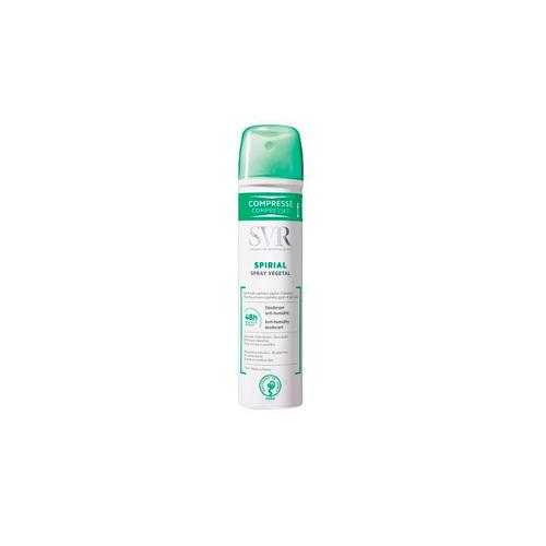 SVR Растительный спрей-дезодорант, 75 мл (SVR, Spirial)