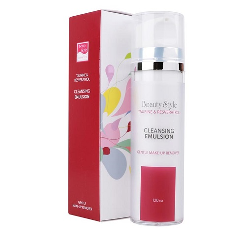 Купить Beauty Style Очищающая эмульсия 120 мл (Beauty Style, Taurine & Resveratrol), США