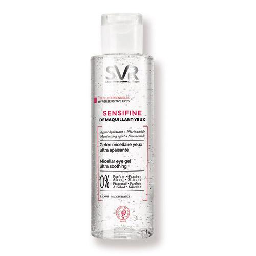 SVR Cенсифин мицеллярное желе для снятия макияжа с контура глаз 125 мл (SVR, Sensifine)