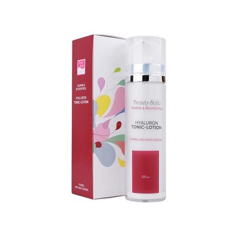 Купить Beauty Style Гиалуроновый тоник 120 мл (Beauty Style, Taurine & Resveratrol), США