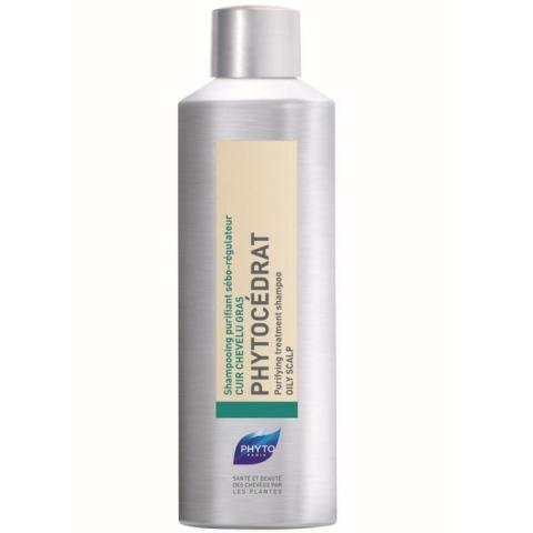 Фитоцедра шампунь себорегулирующий для жирных волос 200 мл (Phyto, Шампуни) шампунь фитоцедра купить