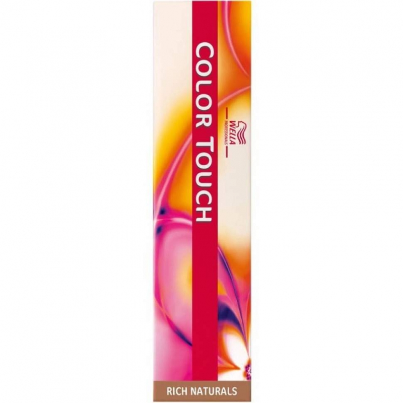 Wella Professionals Тонирующая краска без аммиака Color Touch Насыщенные натуральные тона 60 мл (Wella Professionals, Окрашивание)