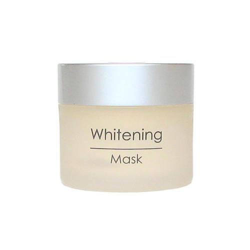 Отбеливающая маска Whitening Mask 50 мл (Masks)Средства против пигментных пятен<br>Whitening Mask эффективно отбеливает и осветляет пигментные пятна любого происхождения. Обладает сильным антиоксидантым и легким отшелушивающим действиями. &amp;nbsp;Дарит коже сияние и блеск.&amp;nbsp;Применяется когда необходимо не только выравнивание цвета кожи, но и мягкий осветляющий эффект, например, если кожа лица отличается по цвету от кожи шеи, или после пилинга для предотвращения формирования посттравматической гиперпигментации, а также, если загар лег неровно.<br>Масло герани восстанавливает кожу и улучшает регенерацию клеток. Стимулирует лимфообращение и выведение токсинов.<br>Сквален обладает смягчающими свойствами, поддерживает естественный уровень влаги и липидов.&amp;nbsp;<br>Аллантоин смягчает и успокаивает кожу, устраняет шелушение, стимулирует обновление клеток эпидермиса.<br><br>Линейка: Masks<br>Объем мл: 50<br>Пол: Женский<br>Проблема: Пигментация, веснушки, Тусклый цвет лица<br>Назначение: Депигментация<br>Зона применения: Уход за лицом