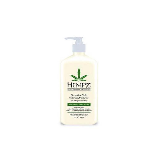 Купить Hempz Молочко для тела увлажняющее 500 мл (Hempz, Чувствительная кожа), США