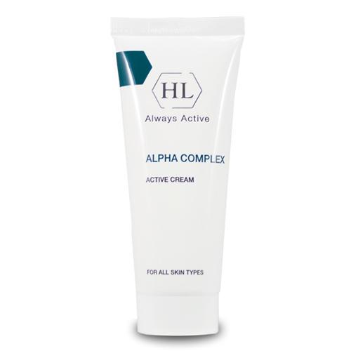 Active Cream Активный крем 70 мл (Holyland Laboratories, Alpha Complex) активный крем с aha кислотами active cream 50 мл holyland laboratories alpha complex