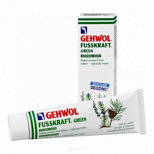 Купить Gehwol Зеленый бальзам 75мл (Gehwol, Серия Фусскрафт), Германия
