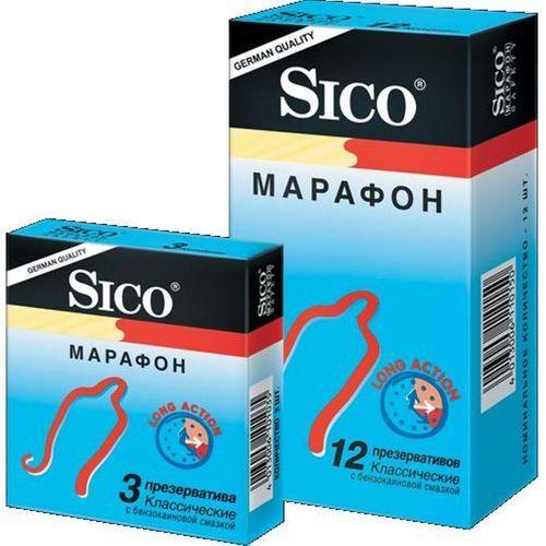 Презервативы  №12 Марафон (Sico презервативы)