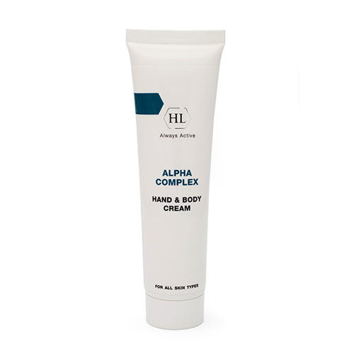 Holyland Laboratories Hand  Body Cream Крем для рук и тела 100 мл (Alpha Complex)