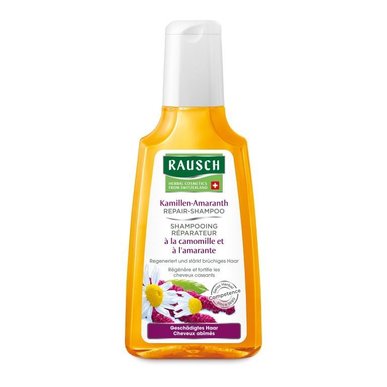 Rausch Шампунь восстанавливающий с экстрактом ромашки и амаранта (Rausch, Для поврежденных волос)