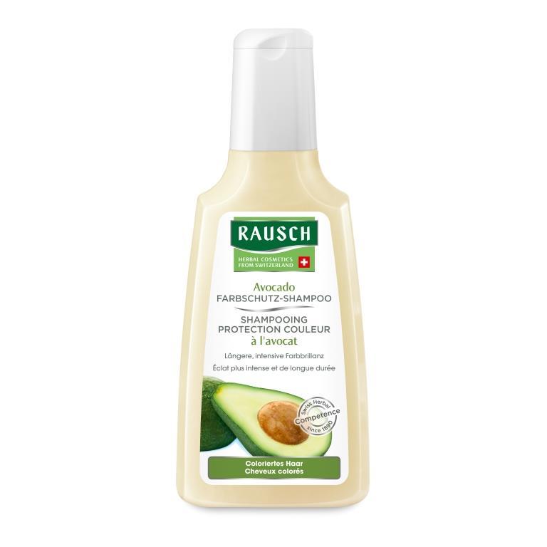 Купить Rausch Шампунь Защита цвета с авокадо (Rausch, Для окрашенных волос)