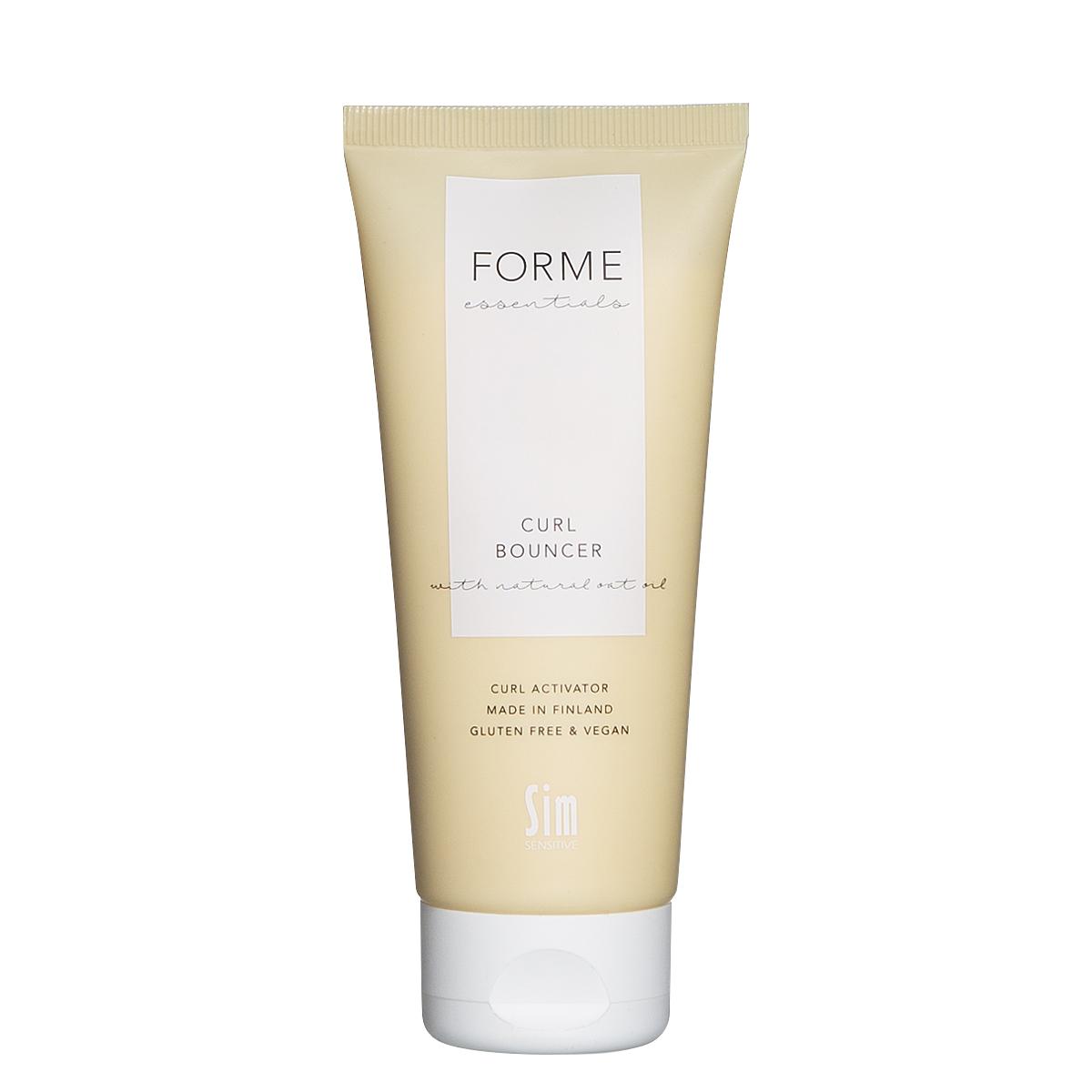 FORME Essentials Forme Curl Bouncer крем для вьющихся волос 100 мл (FORME Essentials, Curl Bouncer)