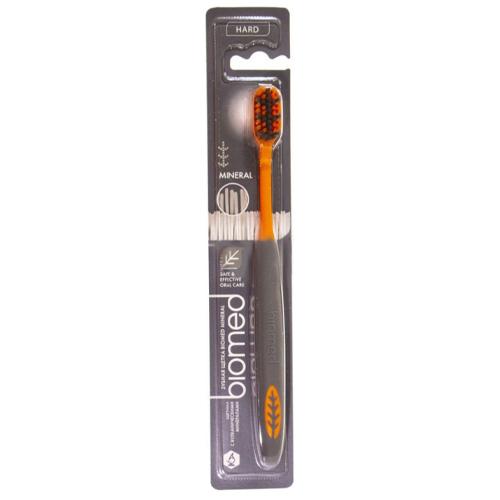 Купить Splat Зубная щетка Biomed Mineral Hard 1 шт (Splat, Зубные щетки), Россия