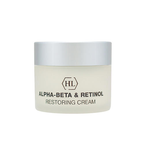 Холи Ленд Восстанавливающий крем Restoring Cream 50 мл (Holyland Laboratories, Alpha-Beta & Retinol) фото 1