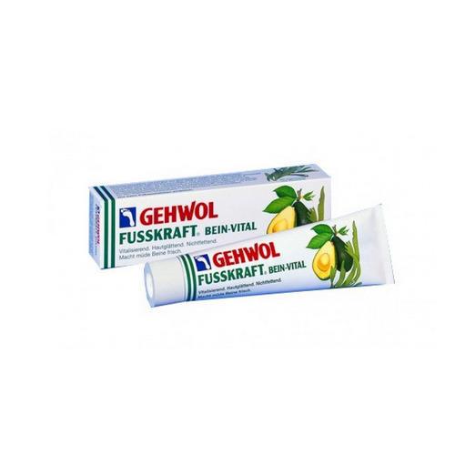 Оживляющий бальзам 125мл (Gehwol, Серия Фусскрафт) gehwol fusskraft leg vitality оживляющий бальзам 125 мл