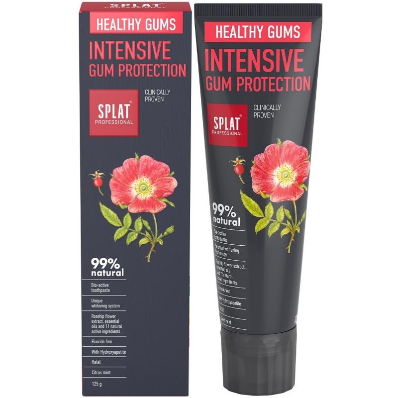 Splat Зубная паста серии Healthy Gums 125 гр (Splat, Professional)