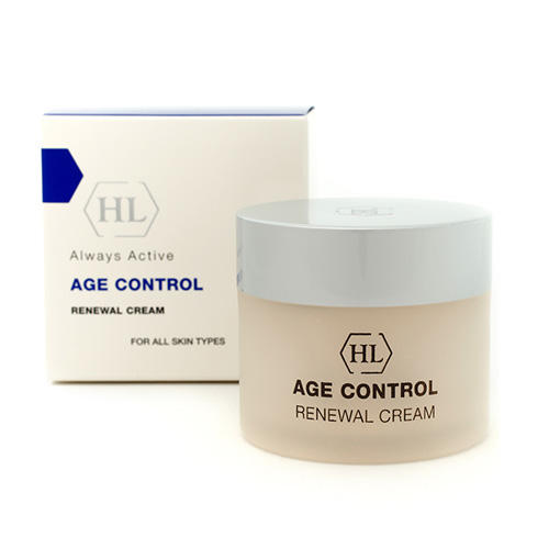 Купить Holyland Laboratories Обновляющий крем Renewal Cream 50 мл (Holyland Laboratories, Age Control), Израиль