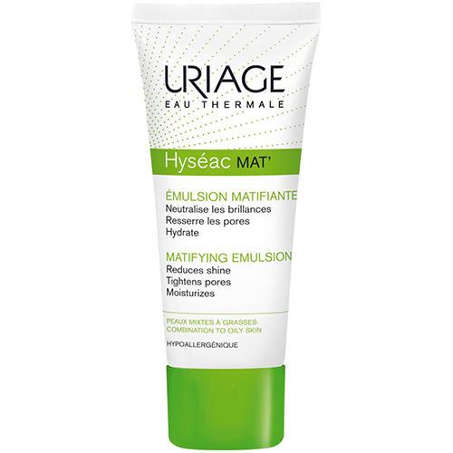 Uriage Исеак матирующий уход 40 мл (Uriage, Hyseac) урьяж исеак уход 40мл матирующий