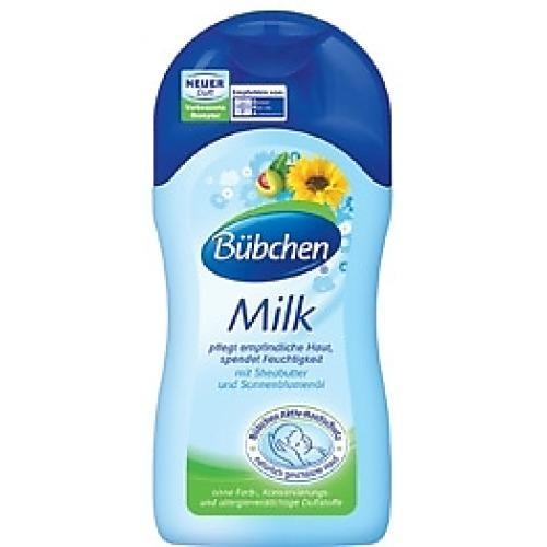 Молочко 200мл (Bubchen, Для тела) bubchen средство для купания младенцев baby bad с экстрактом ромашки 400 мл