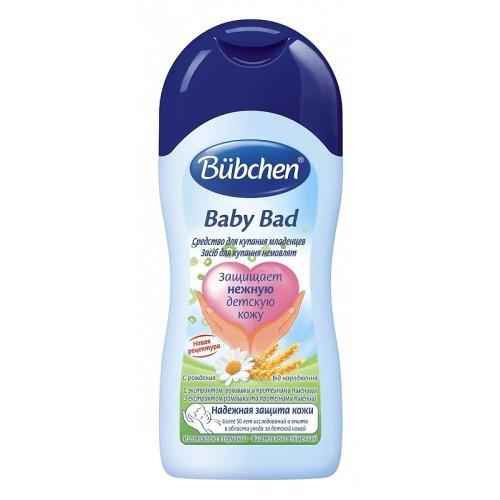 Bubchen Средство для купания младенцев 200 мл (Базовая серия)