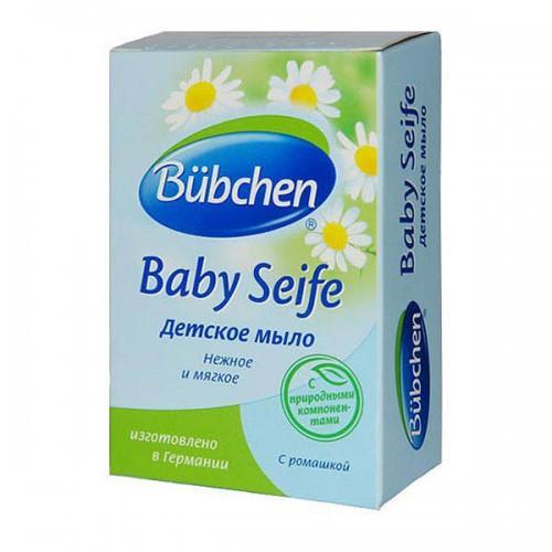 Детское мыло 125 г (Базовая серия) (Bubchen)