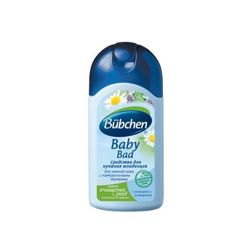 Bubchen Средство для ванн 50 мл (Базовая серия)