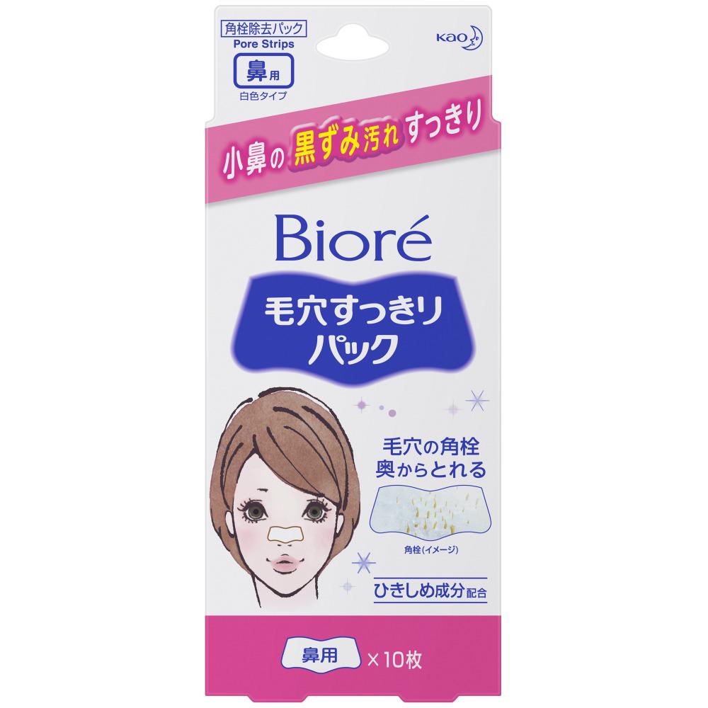 Купить Biore Полоски для носа 10 шт (Biore, Для лица), Япония