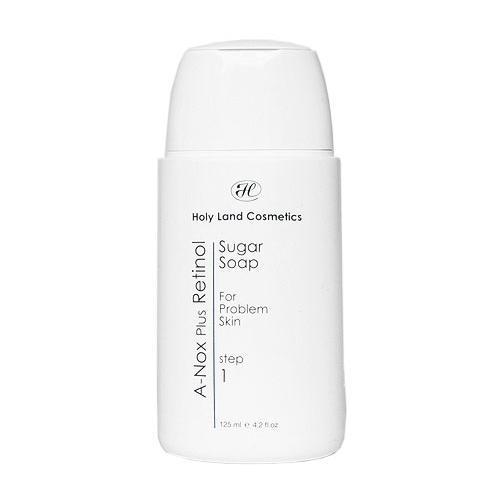 Сахарное мыло Sugar Soap 125 мл (Holyland Laboratories, ANOX plus Retinol) сахарное мыло холи ленд купить