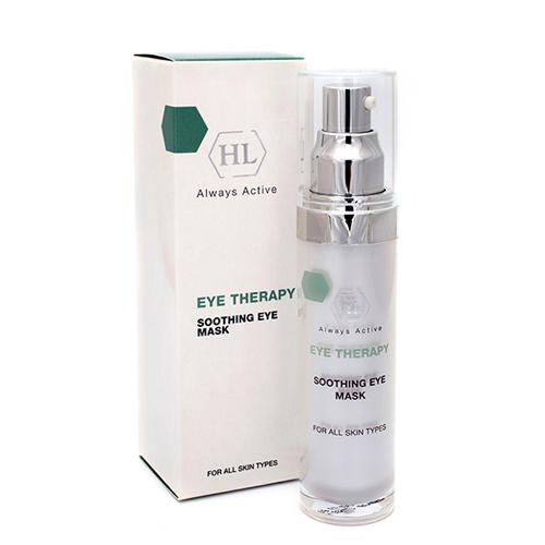 Подтягивающая маска для век Soothing Eye Mask 30 мл (Holyland Laboratories, Eye Therapy) маска для кожи вокруг глаз holy land soothing eye mask eye therapy 30 мл подтягивающая