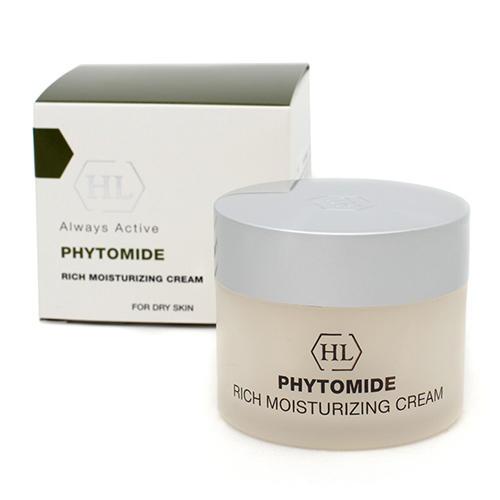 Moisturizing Cream SPF 12 Обогащенный увлажняющий крем 50 мл (Holyland Laboratories, Phytomide) cолнцезащитный крем spf 30 to go 50 мл holyland laboratories sunbrella