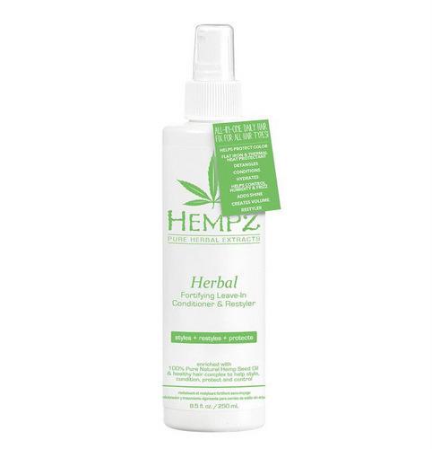 Кондиционер несмываемый защитный Здоровые волосы 250 мл (Hempz) hempz кондиционер несмываемый защитный здоровые волосы 250 мл
