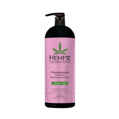 Купить Hempz Шампунь растительный увлажняющий и разглаживающий 1000 мл (Hempz, Гранат), США