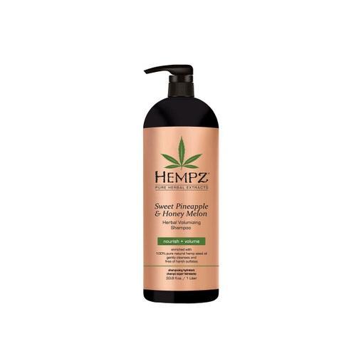Шампунь для сохранения цвета и блеска окрашенных волос 1000 мл (Hempz, Грейпфрут и малина)