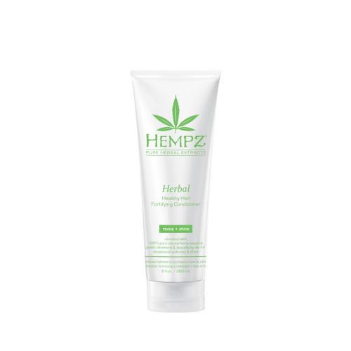 Кондиционер растительный укрепляющий 265 мл (Hempz, Здоровые волосы) hempz кондиционер несмываемый защитный здоровые волосы 250 мл