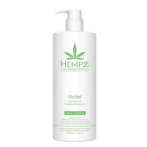 Кондиционер растительный укрепляющий 750 мл (Hempz, Здоровые волосы) hempz кондиционер несмываемый защитный здоровые волосы 250 мл