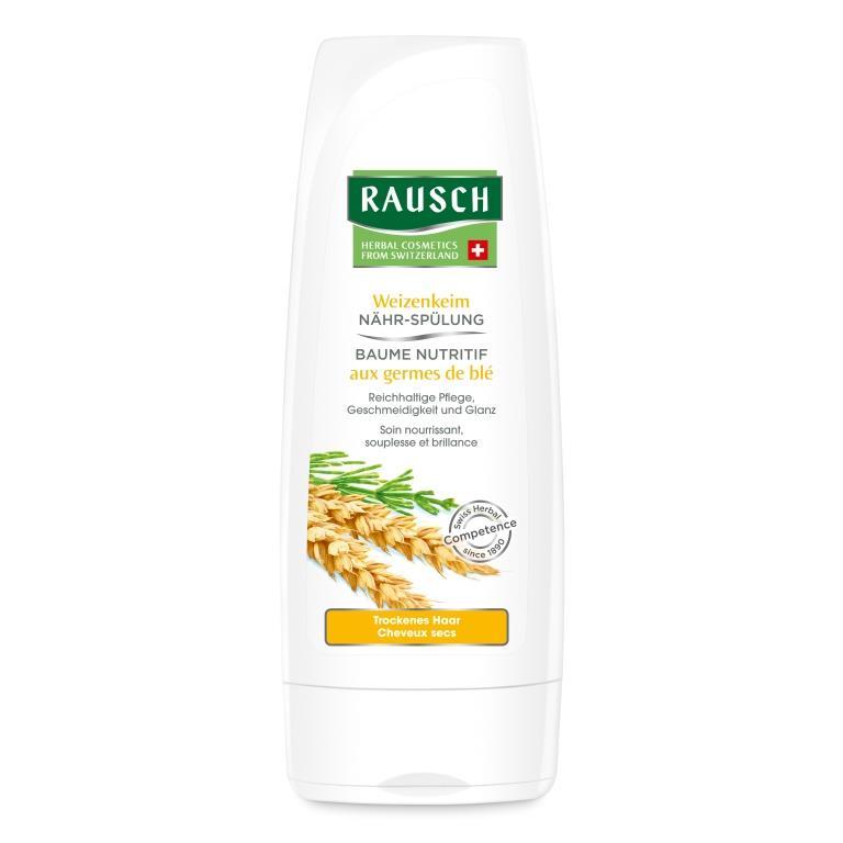 Купить Rausch Смываемый кондиционер питательный с экстрактом зародышей пшеницы (Rausch, Для сухих волос)